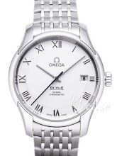 Omega De Ville Co-Axial 41mm Silverfärgad/Stål