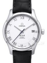 Omega De Ville Co-Axial 41mm Silverfärgad/Läder