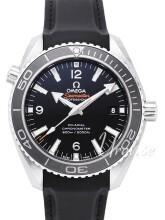 Omega Seamaster Planet Ocean 600m Co-Axial 45.5mm Svart/Gummi Ø4