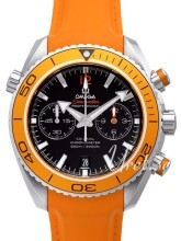 Omega Seamaster Planet Ocean 600m Co-Axial Chronograph 45.5mm Sv