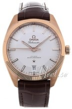 Omega Constellation Globemaster Co-Axial Chronometer 39mm Silver