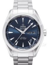 Omega Seamaster Aqua Terra 150m Co-Axial Annual Calendar 43mm Bl