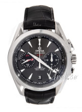 Omega Seamaster Aqua Terra 150m Co-Axial Chronograph GMT 43mm Sv
