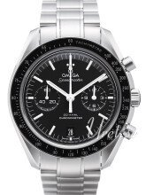 Omega Speedmaster Moonwatch Co-Axial Chronograph 44.25mm Svart/S