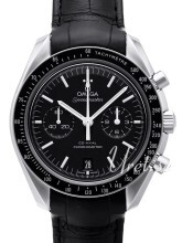 Omega Speedmaster Moonwatch Co-Axial Chronograph 44.25mm Svart/Läder Ø44.25 mm