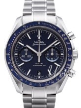 Omega Speedmaster Moonwatch Co-Axial Chronograph 44.25mm Blå/Titan Ø44.25 mm
