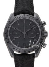 Omega Speedmaster Moonwatch Co-Axial Chronograph 44.25mm Svart/Textil Ø44.25 mm