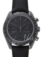 Omega Speedmaster Moonwatch Co-Axial Chronograph 44.25mm Svart/T