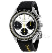 Omega Speedmaster Racing Co-Axial Chronograph 40mm Vit/Gummi