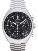Omega Speedmaster Mark II Co-Axial Chronograph 42.4x46.2mm Svart
