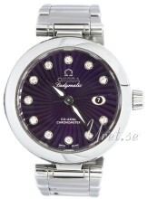 Omega De Ville Ladymatic Co-Axial 34mm Blå/Stål Ø34 mm