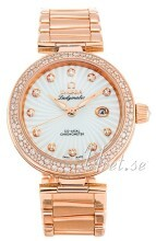 Omega De Ville Ladymatic Co-Axial 34mm 18 karat roséguld Ø34 mm