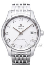 Omega De Ville Hour Vision Co-Axial Master Chronometer 41mm Silv