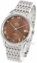 Omega De Ville Hour Vision Co-Axial Master Chronometer 41mm Brun