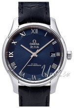 Omega De Ville Hour Vision Co-Axial Master Chronometer 41mm Blå/