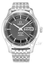 Omega De Ville Hour Vision Co-Axial Annual Calendar 41mm Grå/Stå