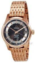Omega De Ville Hour Vision Co-Axial Annual Calendar 41mm Svart/1