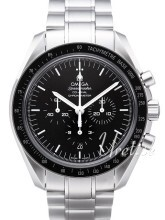 Omega Speedmaster Co-Axial Chronometer Svart/Stål Ø44.25 mm