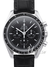 Omega Speedmaster Moonwatch Professional 42mm Svart/Läder Ø42 mm