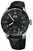 Oris Motor Sport Svart/Läder
