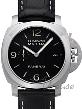 Panerai Contemporary Luminor 1950 3 Days Automatic Svart/Läder Ø