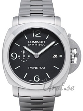 Panerai Contemporary Luminor 1950 3 Days Automatic Svart/Stål Ø4
