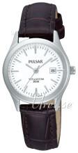 Pulsar Vit/Läder Ø27 mm