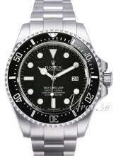 Rolex Sea-Dweller Svart/Stål
