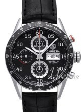 TAG Heuer Carrera Calibre 16 Day Date Automatic Chronograph Svar