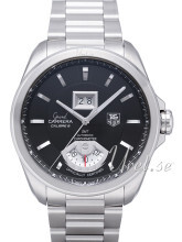 TAG Heuer Grand Carrera Calibre 8RS Grande Date And GMT Svart/St