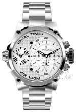 Timecode Vit/Stål