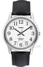 Timex Easy Reader Vit/Läder Ø38 mm