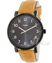 Timex Svart/Läder Ø42 mm