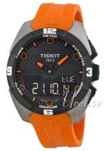 Tissot Tissot Touch Collection Svart/Gummi Ø45 mm