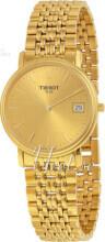 Tissot T-Classic Champagnefärgad/Gulguldtonat stål