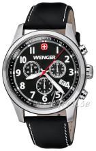 Wenger Terragraph Svart/Läder